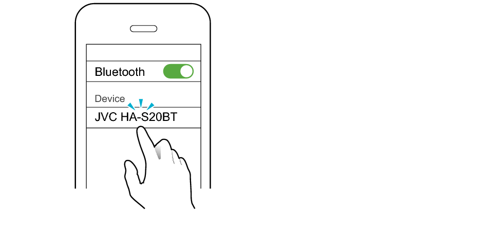 Pairing | HA-S20BT | User manual
